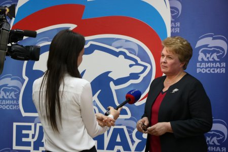 Предварительные результаты выборов 2016 по Смоленской области