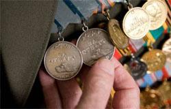Найдены награды ветерана