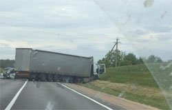 В ДТП на 225-м километре трассы Москва-Беларусь пострадали три женщины