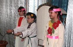 Детский театральный фестиваль в Вязьме