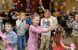 Благотворительный фонд ТПП РФ провел праздник для воспитанников детских дом ...