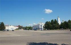 Вязьма Советская площадь