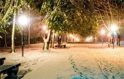 Фото Вязьмы зимой