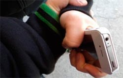 Полиция Вязьмы раскрыла хищение телефона