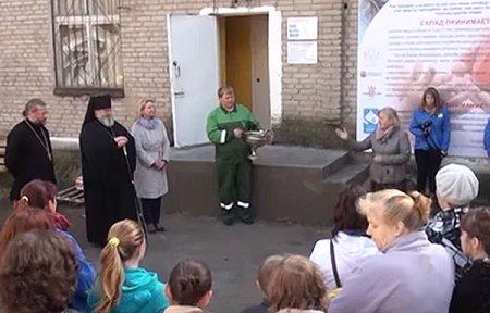 Гуманитарный склад в Вязьме переехал в новое здание