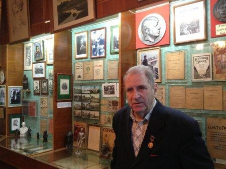 Музей Есенина в Вязьме