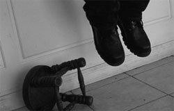 В Вязьме на балконе повесился мужчина