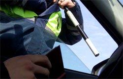 На вязьмича пойманного пьяным за рулем завели уголовное дело