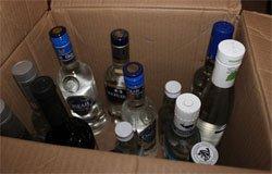 В Вязьме на группу лиц заведено уголовное дело за продажу контрафактного алкоголя