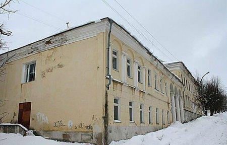 Школа №1 Вязьма