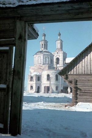 Введенская церковь Вязьма