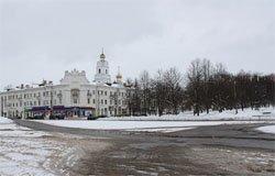 Список захоронений на Советской площади