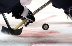 24 декабря на стадионе Салют новогодний турнир по хоккею