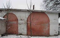 Церковь уничтожила церковную сторожку на Соборном холме