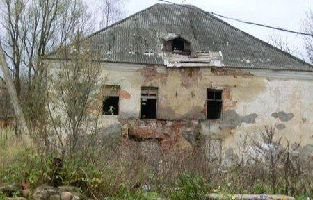 Руины раннего барокко стали кондитерской Бисквит