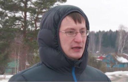 В пятницу судят активиста Александра Волкова