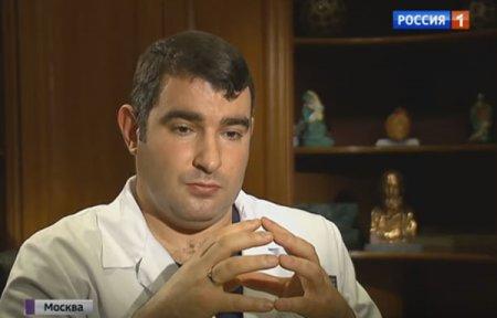 Врач онколог Давыдов Михаил Иванович в вяземском районе
