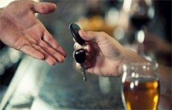 2 января в Вязьме был задержан пьяный водитель