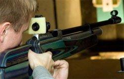 Вязьма отметит 23 февраля стрельбами... из пневматической винтовки