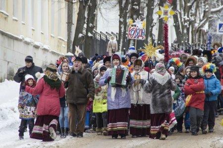 Колядки в Вязьме состоятся 13 января