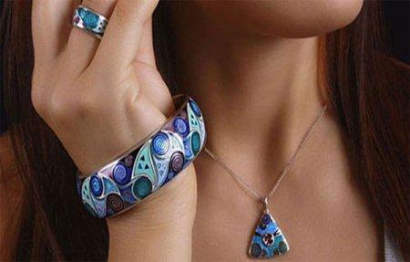 Серебряные ювелирные украшения Вязьма