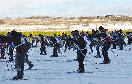 На Русятке пройдет Лыжня России 2017