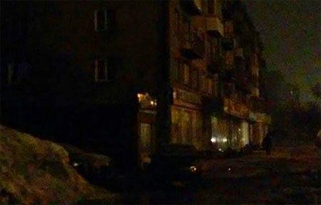 Улица Спортивная третий день без света!