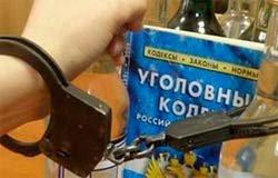 Алкоточка на Московской