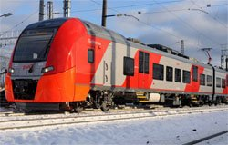 Дополнительная Ласточка Москва-Смоленск пойдет с 7-го февраля