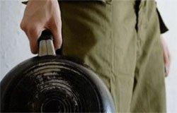 В вязьме зять избил тещу сковородой