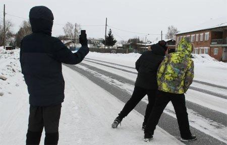 Полиция Смоленска начала профилактическую работу по игре «Беги или умри»