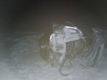 ДТП на 220 км трассы М-1 унесло жизни двоих человек