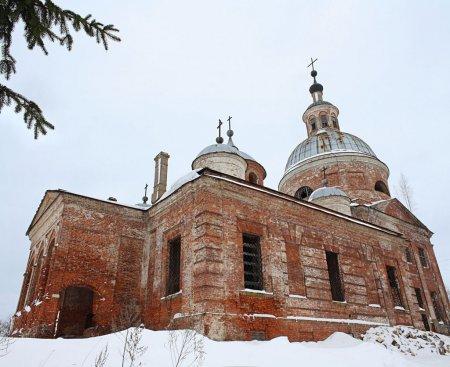 Церковь Петра и Павла Вязьма
