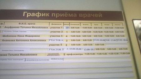 Женская консультация Вязьма