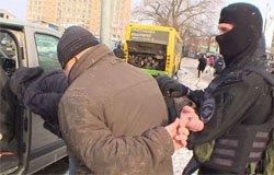 В Смоленске полицейские задержали группу рэкетиров