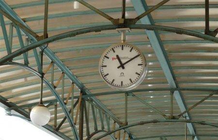 С 26 марта изменится расписание поездов