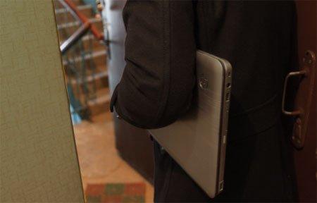 В Вязьме полицейские раскрыли кражу ноутбука