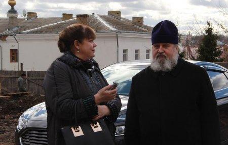 Вяземская епархия готова признать ценность раскопок на Соборном холме