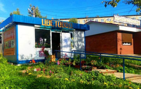 Магазин Цветовод Вязьма