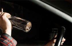 В Вяземском районе полицией выявлен пьяный водитель