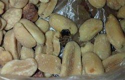 Орешки с тараканами