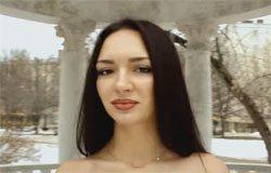 Татьяна Фомичева вышла в финал конкурса «Краса Вселенной» [видео]