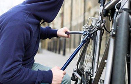 Как защитить велосипед от кражи?