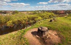 Краеведы Вязьмы выступили против застройки Соборного холма