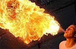Житель Вязьмы случайно сжег свою жену