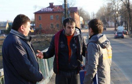 Беленко: ямочный ремонт в Вязьме оплачивается за счет пожертвований