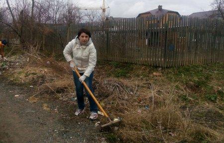 Полина Хомайко: селфи с граблями