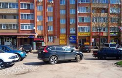В Вязьме паркуюсь где хочу
