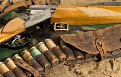 У жителя Вязьмы полиция изъяла боеприпасы