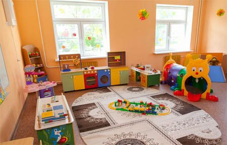 В июне готовится к сдаче детский сад по улице Плотникова